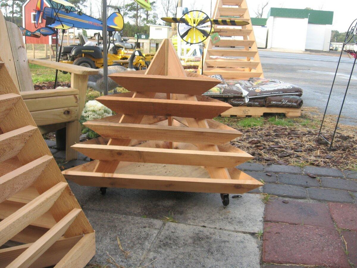 Создаем великолепные клумбы из подручных материалов
