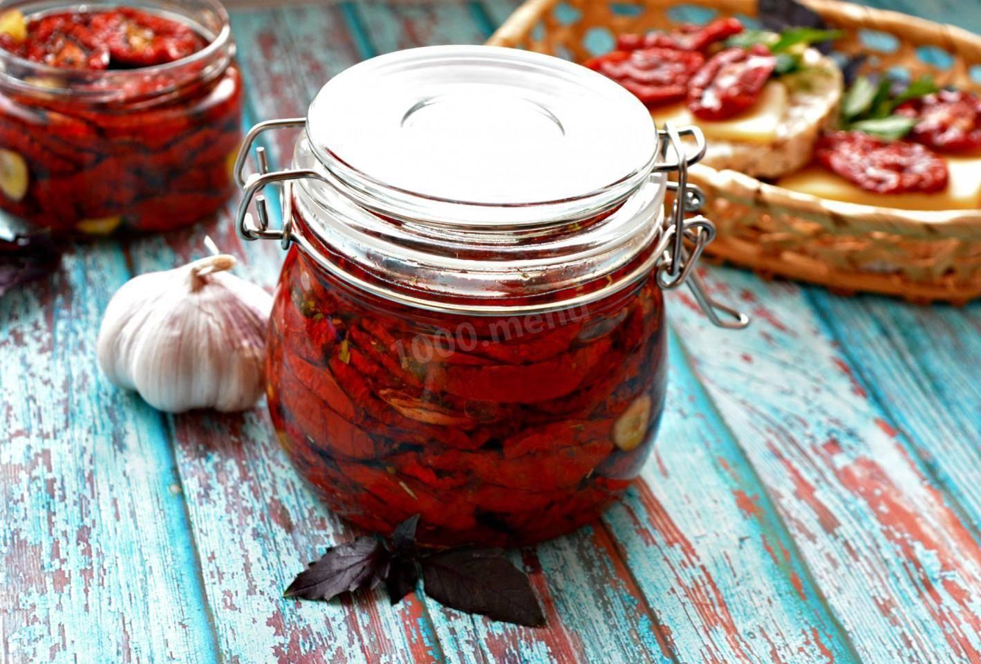 Вяленые помидоры в сушилке для овощей — полезные и вкусные рецепты на зиму