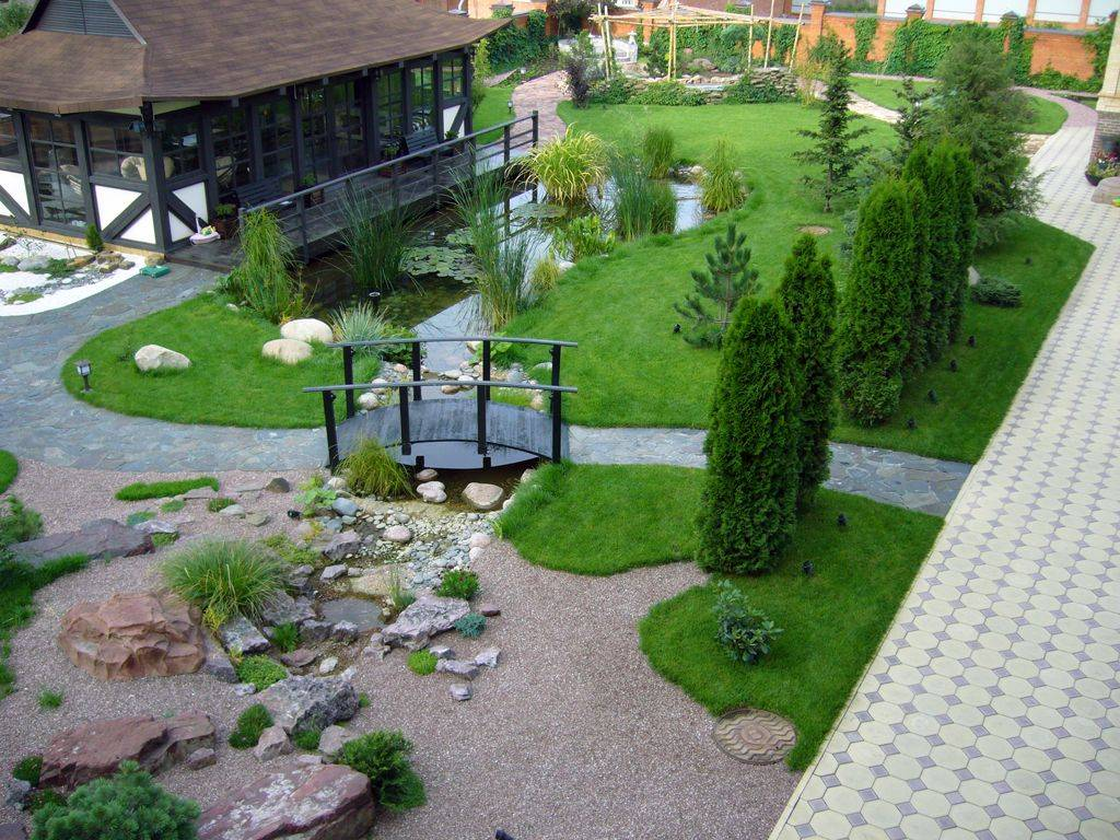 Как обустроить огород на дачном участке — варианты как можно удобно обустроить огород своими руками (120 фото с идеями)