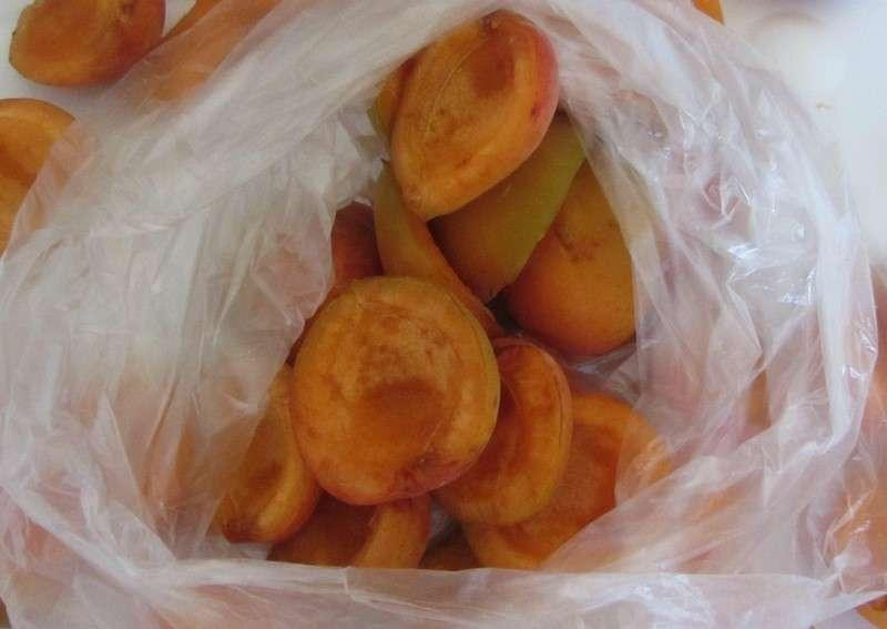 Правила и условия хранения свежих фруктов