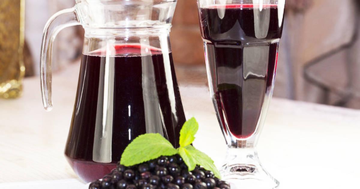 Компот из черной смородины — 6 простых рецептов полезного напитка