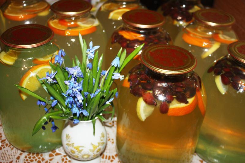 Березовый сок: рецепты домашнего приготовления