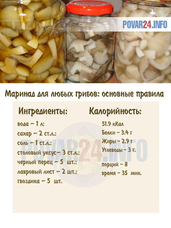 Сколько можно хранить маринованные грибы домашнего приготовления: сроки