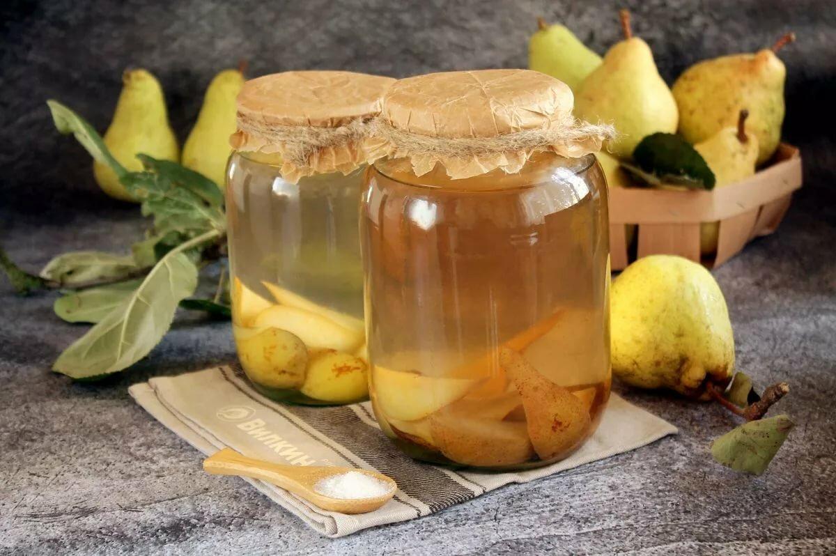Самые простые рецепты компота из яблок на зиму: 4 разных варианта