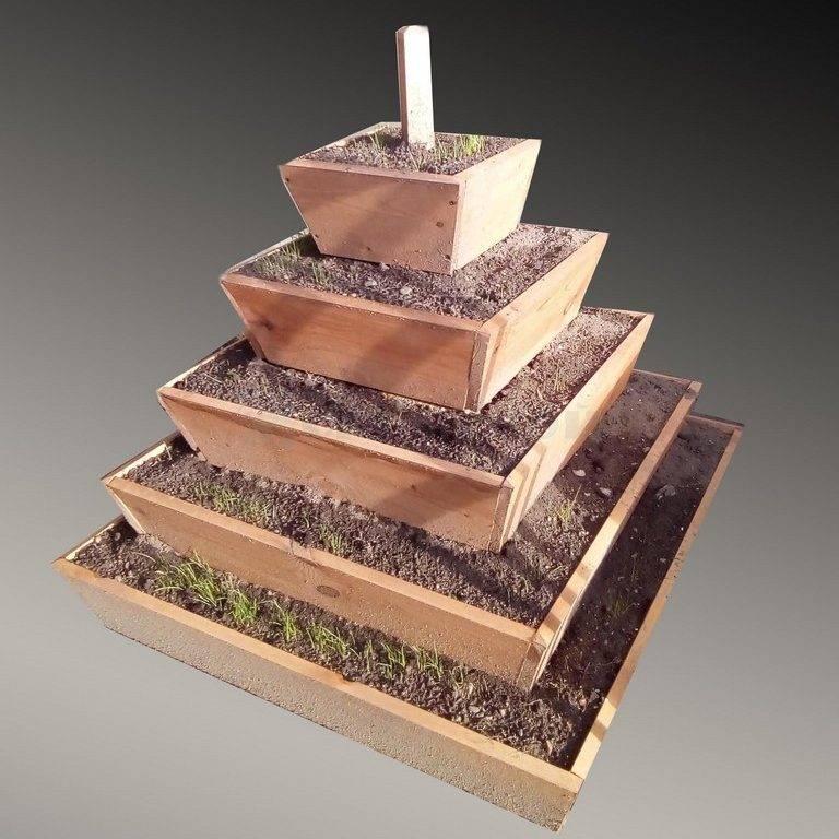 Клумба из камней своими руками - 125 фото и подробная классификация вариантов оформления клумб при помощи камней
