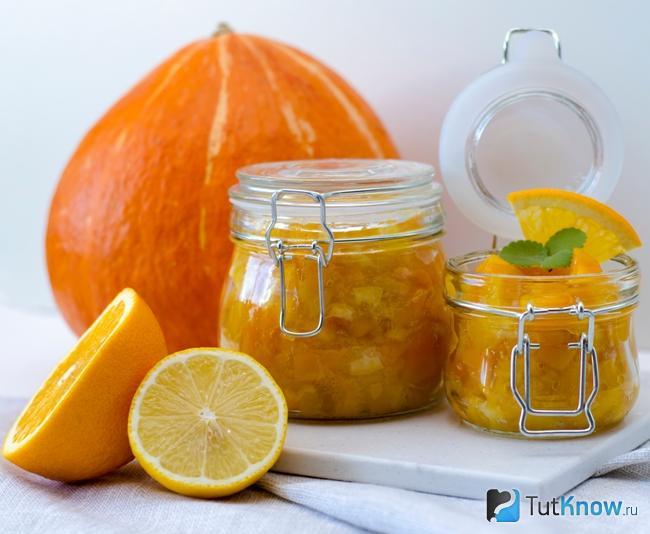 Варенье из лимона без варки: 7 рецептов