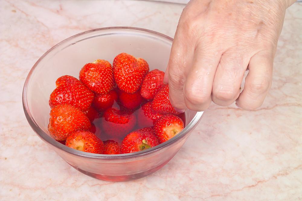 Необычные десерты из замороженных ягод - будет вкусно! - медиаплатформа миртесен