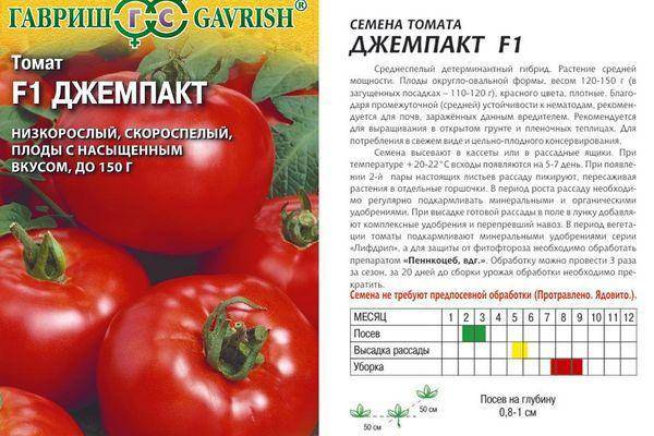 Томат русский размер характеристика и описание сорта