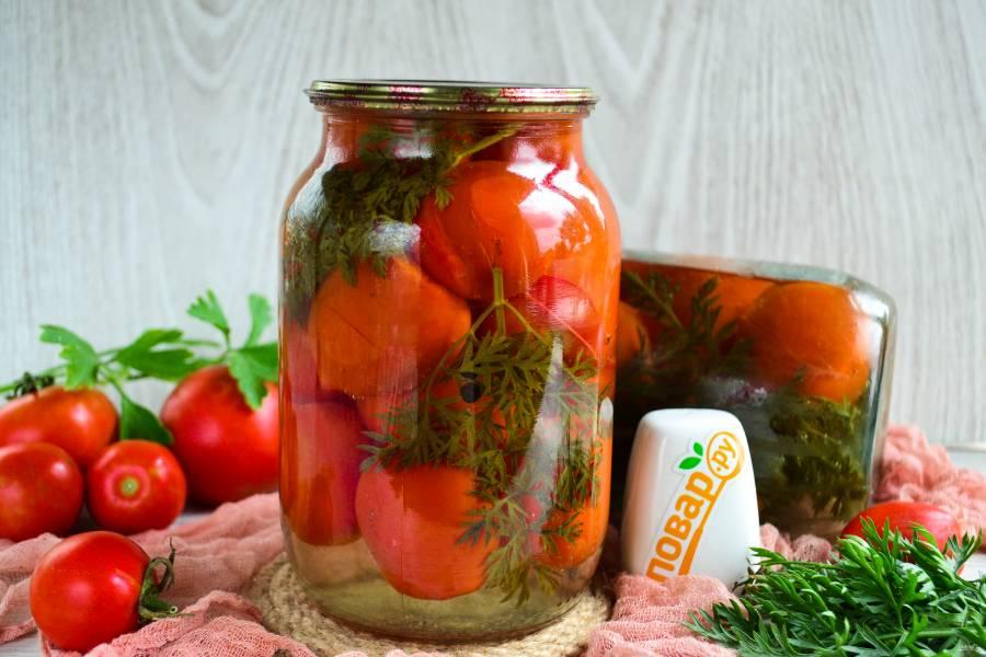 Морковная ботва помидоры на зиму