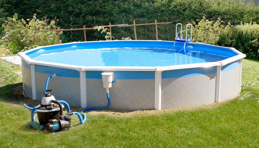 Виды бассейнов для дачи: как бывают уличные чаши, цены, фото, плюсы и минусы разных моделей