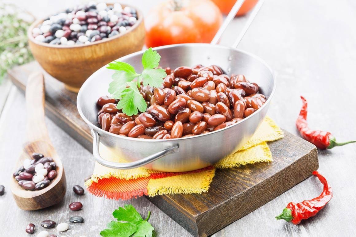 Фасоль - польза и вред для организма человека, рецепты блюд