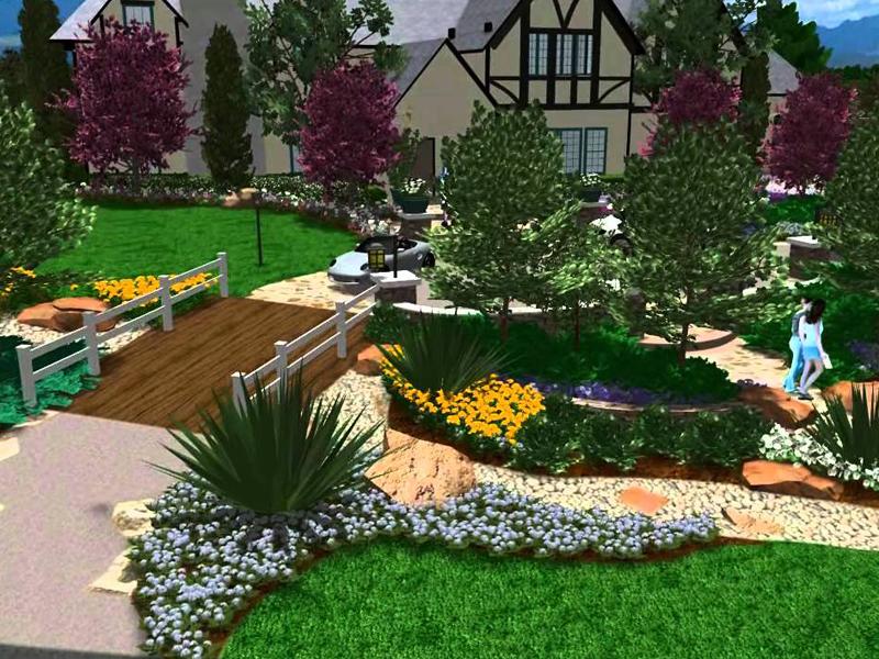 Базы растений для программы realtime landscaping architect    flokus.ru - ландшафтный дизайн