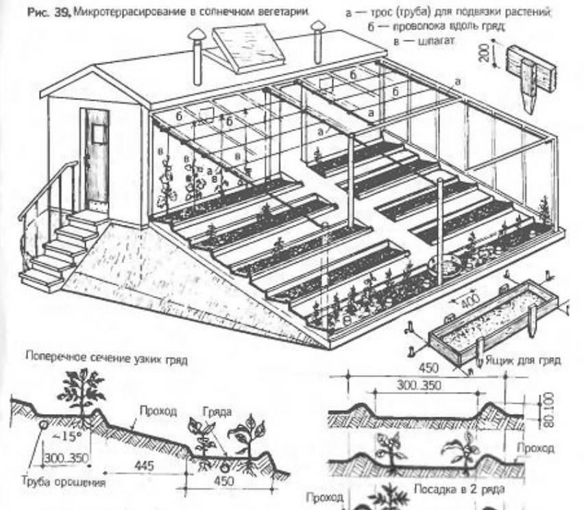 Подземная теплица термос: уникальная энергосберегающая технология