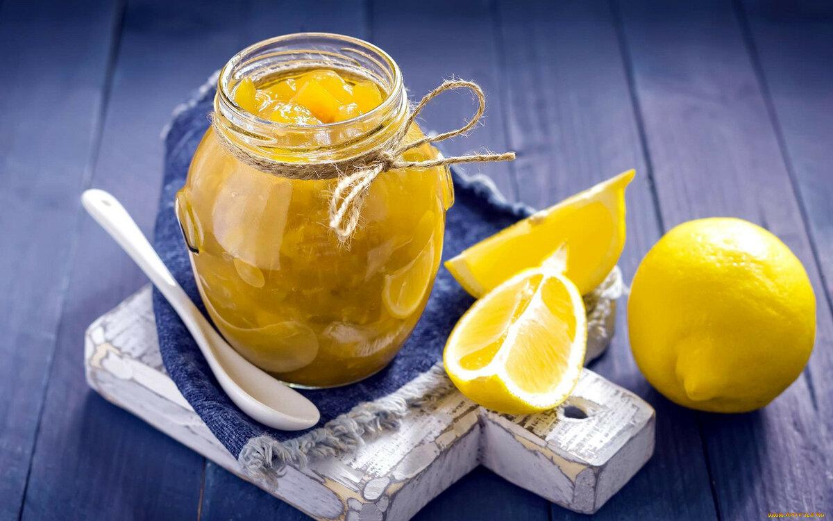 Варенье из лимонов: 5 рецептов заготовок на зиму » сусеки