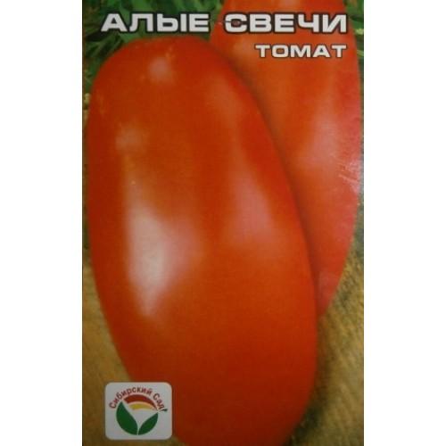 ✅ томат алые свечи описание сорта фото отзывы - питомник46.рф