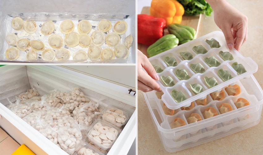 Сколько можно хранить замороженные грибы в домашней морозилке?