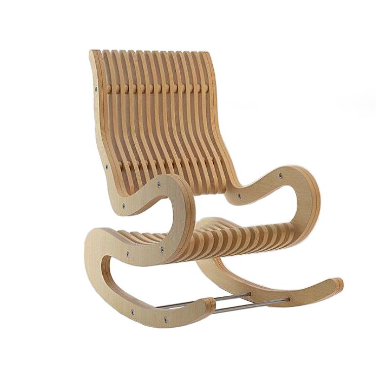 Кресло-качалка своими руками из фанеры — чертежи и пошаговые инструкции