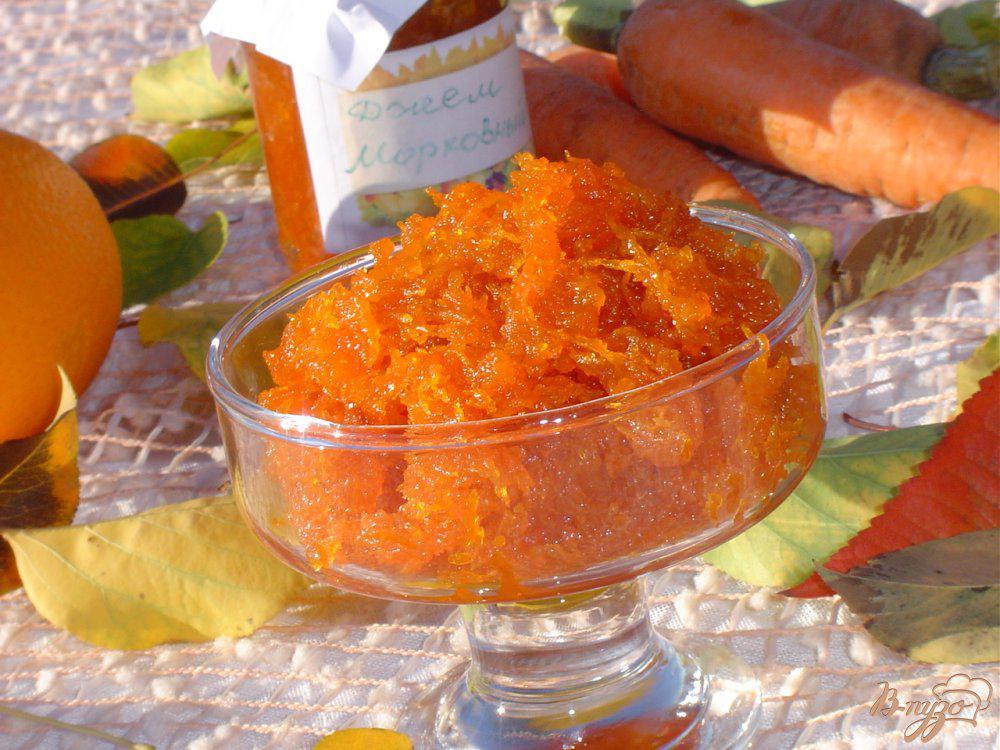 Простой рецепт приготовления варенья из моркови на зиму - всё про сады