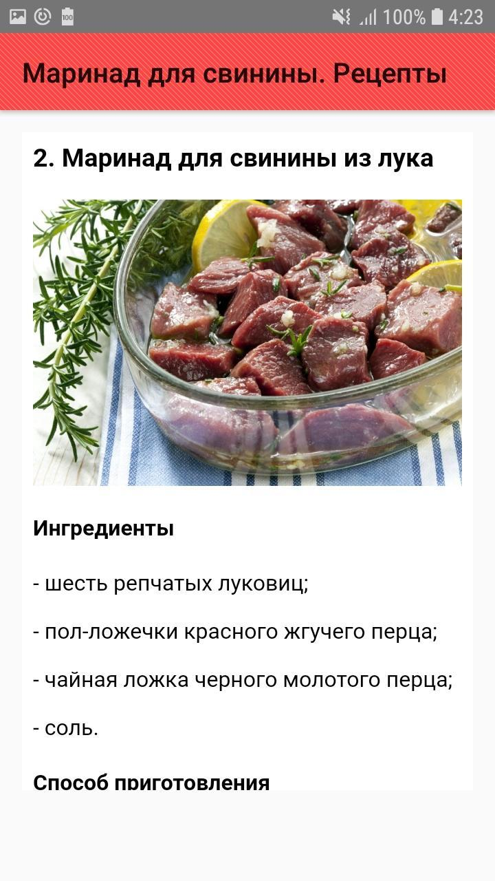 Как приготовить шашлык из свинины: лучшие маринады и все тонкости процесса - лайфхакер