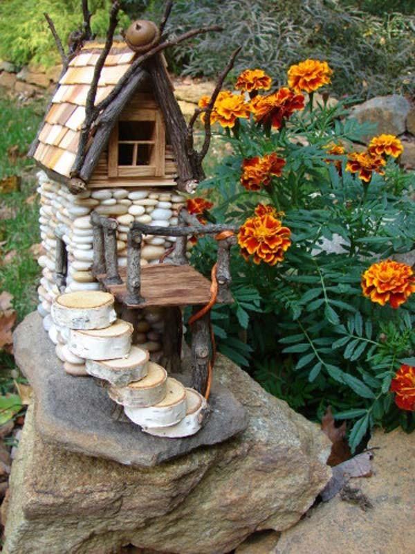 Декор для сада и дачи: лучшие идеи