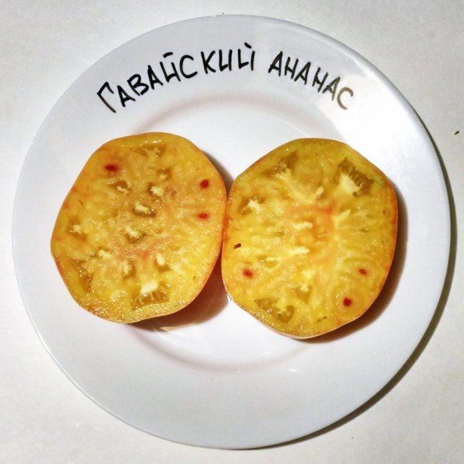 Томат ананас: характеристика, описание сорта с фото и видео, отзывы, урожайность