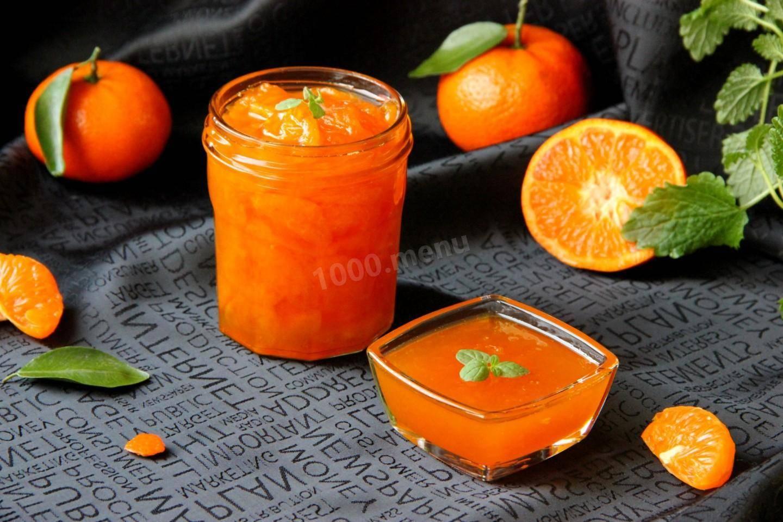 Как приготовить варенье из мандаринов: пошаговые рецепты с фото