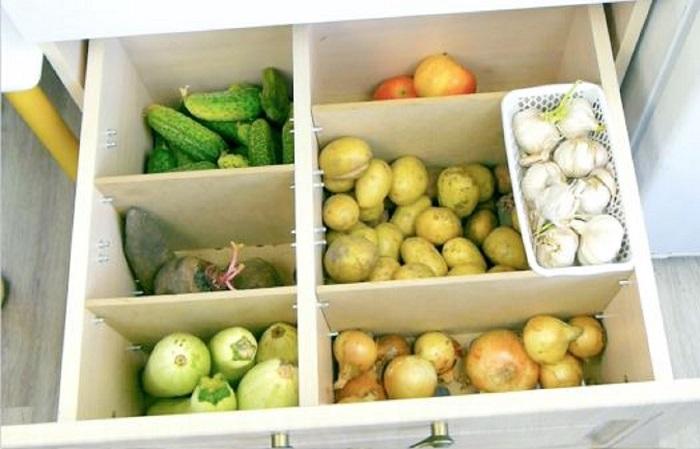 Хранение овощей на балконе зимой: 3 классных способа