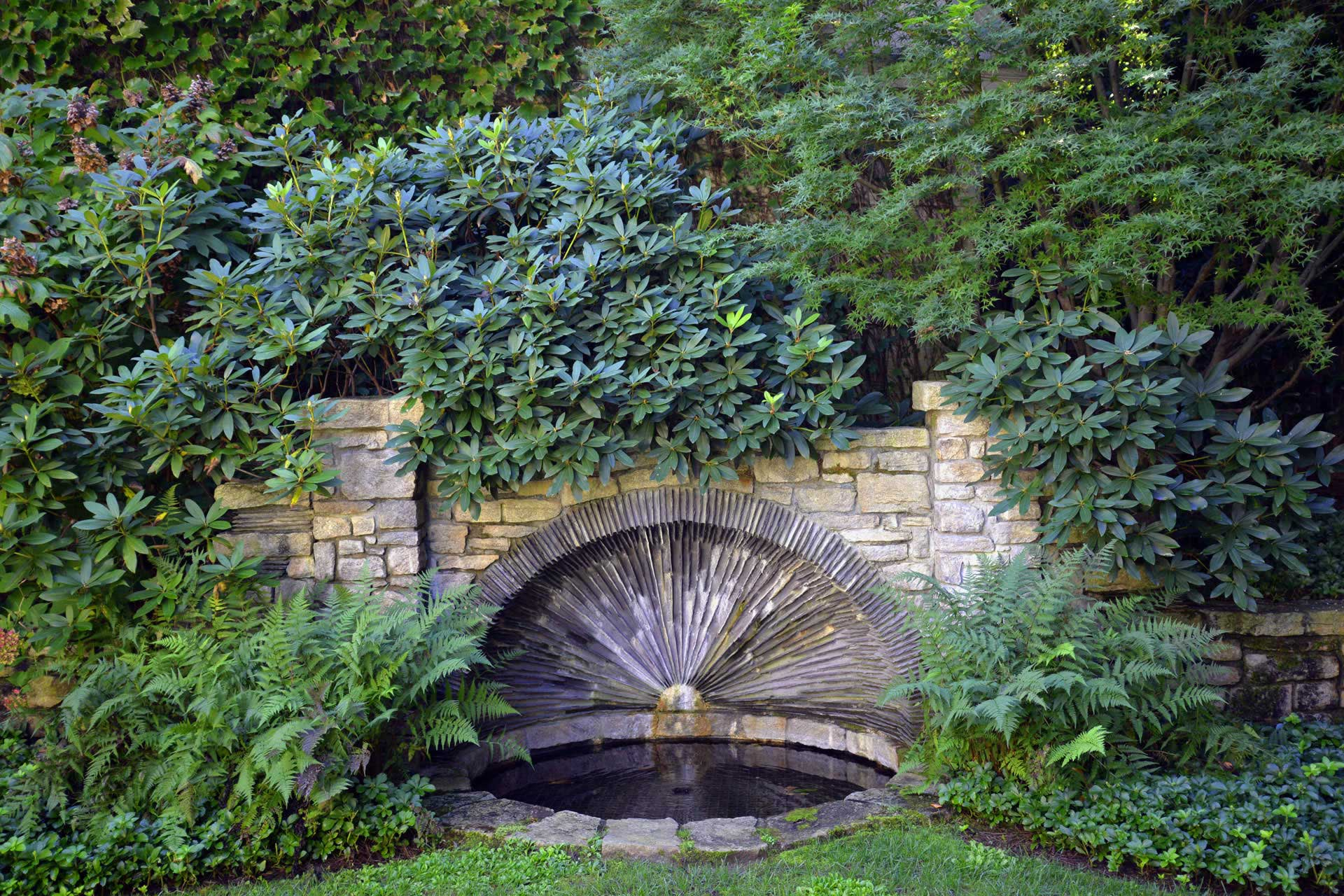 Секретные миры: 7 таинственных британских садов | публикации | вокруг света