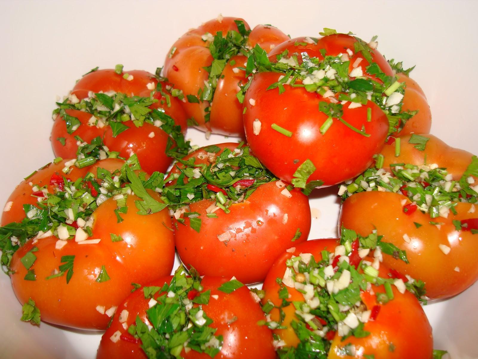 Маринованные помидоры по-грузински. самые вкусные рецепты помидоров по-грузински на зиму быстрого приготовления