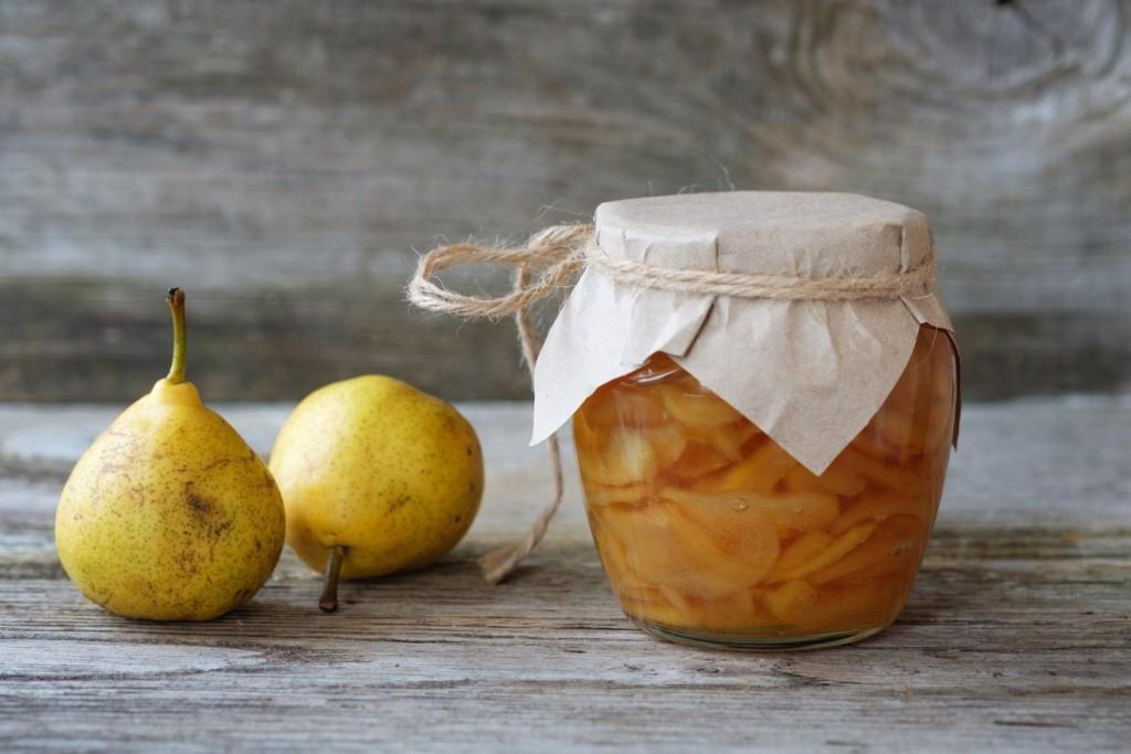 Варенье из яблок с апельсином