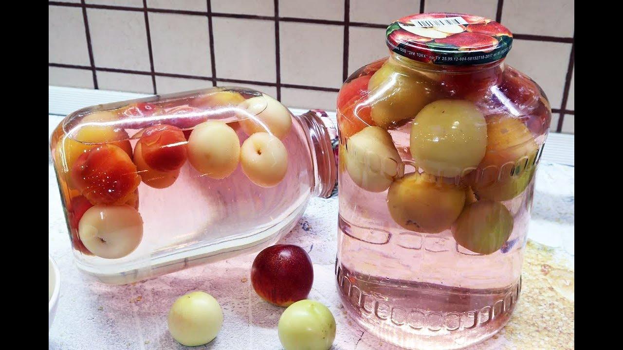 Компот ассорти из ягод на зиму — wowcook.net