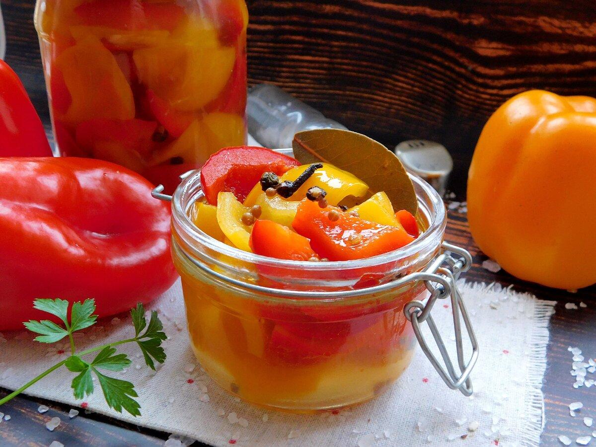 Болгарский перец с чесноком на зиму: 11 лучших рецептов приготовления консервации