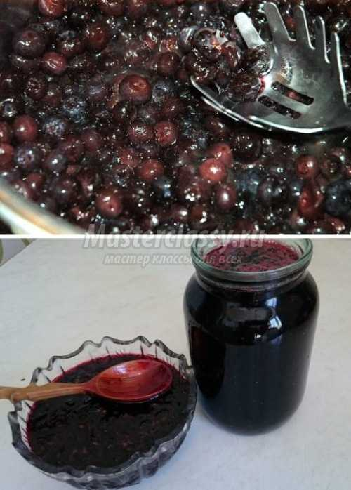 Как приготовить чернику с сахаром на зиму без варки, пошагово с фото