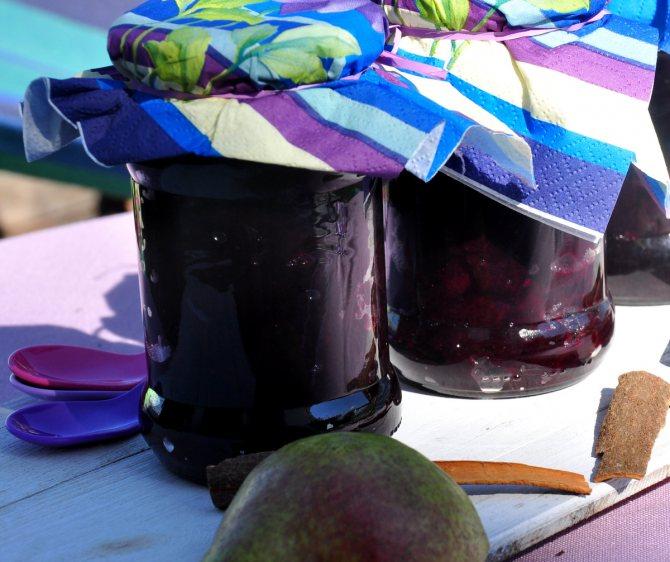 Варенье из черноплодной рябины: лучшие рецепты с фото