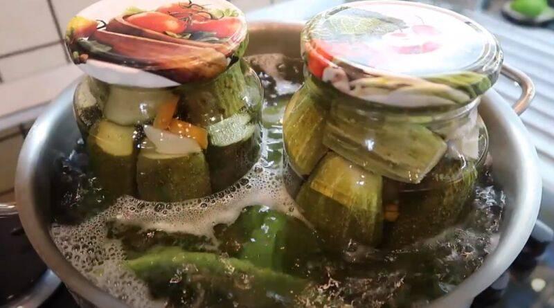 Огурцы по польски на зиму резаные рецепт. самые вкусные рецепты маринованных огурцов по-польски на зиму резаных и дольками. огурчики «поляцкие» острые без стерилизации