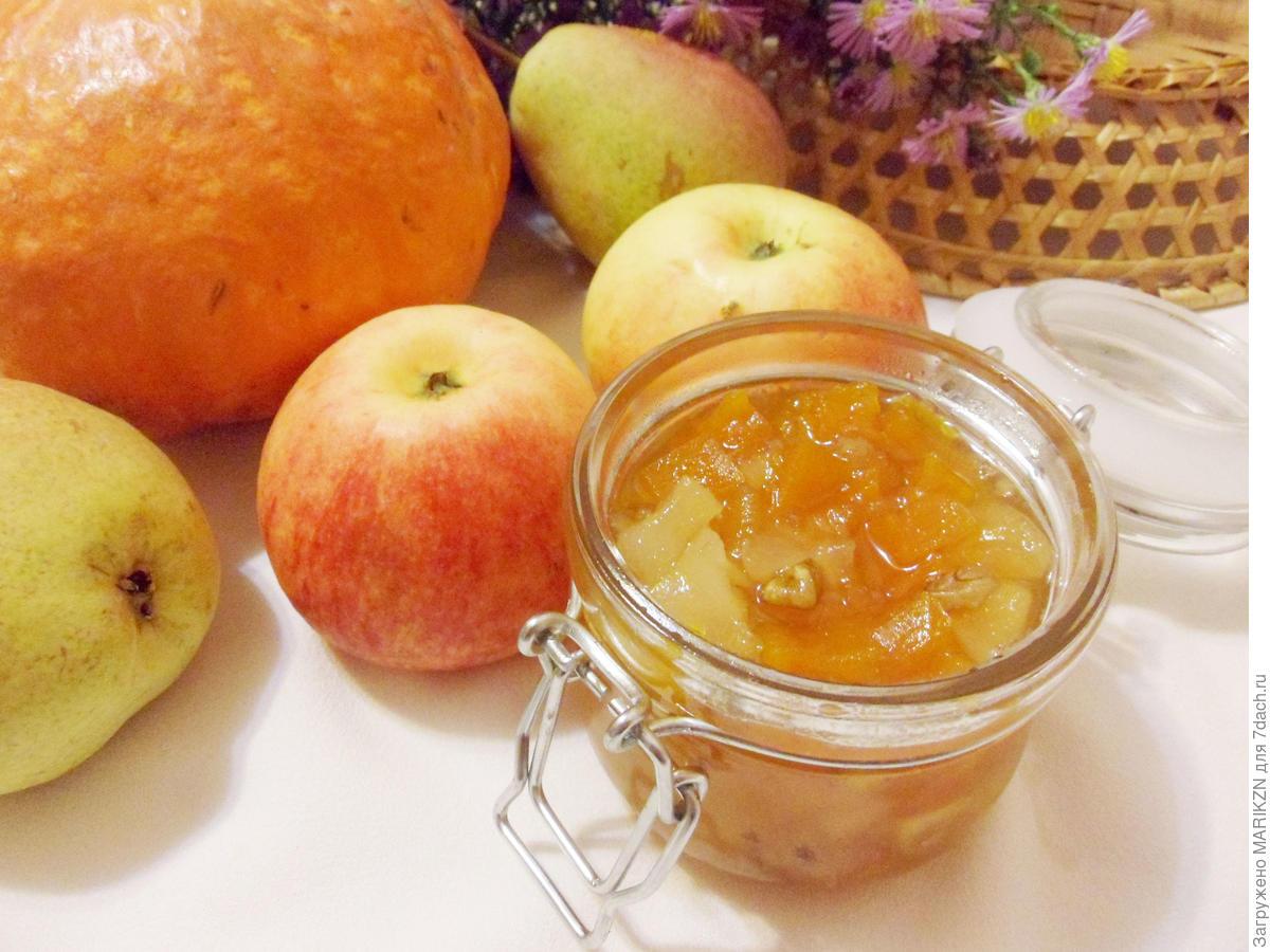 Сухое варенье из яблок в духовке – 4 рецепта