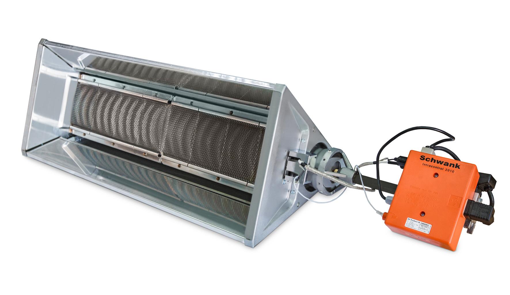 Можно ли ставить инфракрасные обогреватели для теплицы