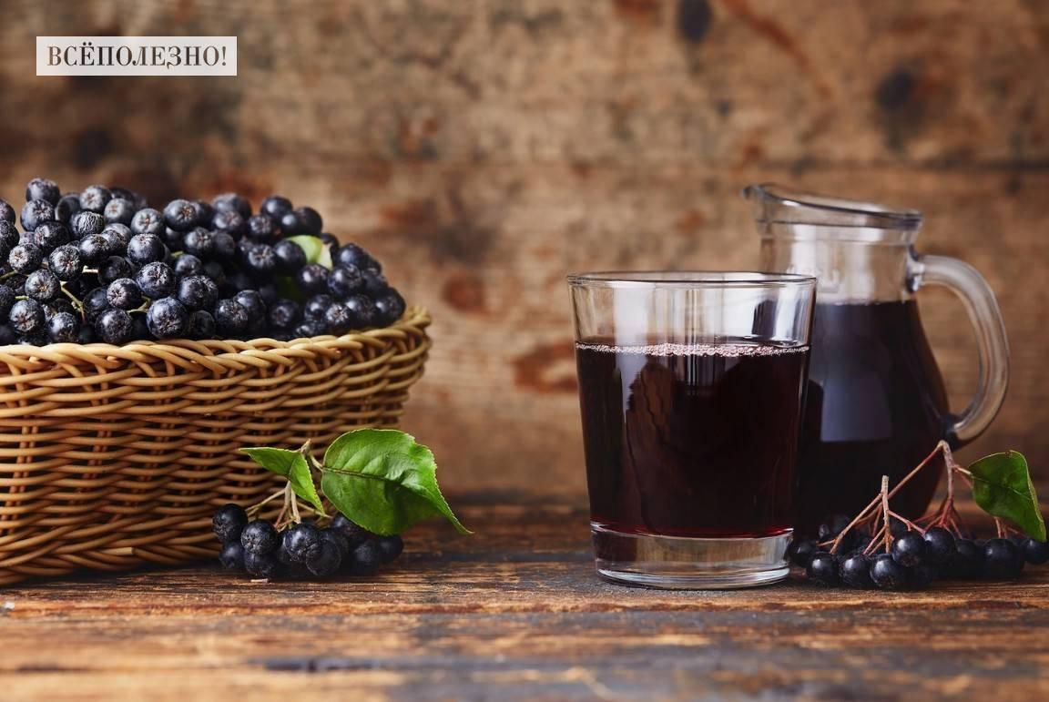 Компот из черноплодной рябины на зиму: польза и вред, рецепты на 3 литровую банку, со сливой, с вишневыми листьями