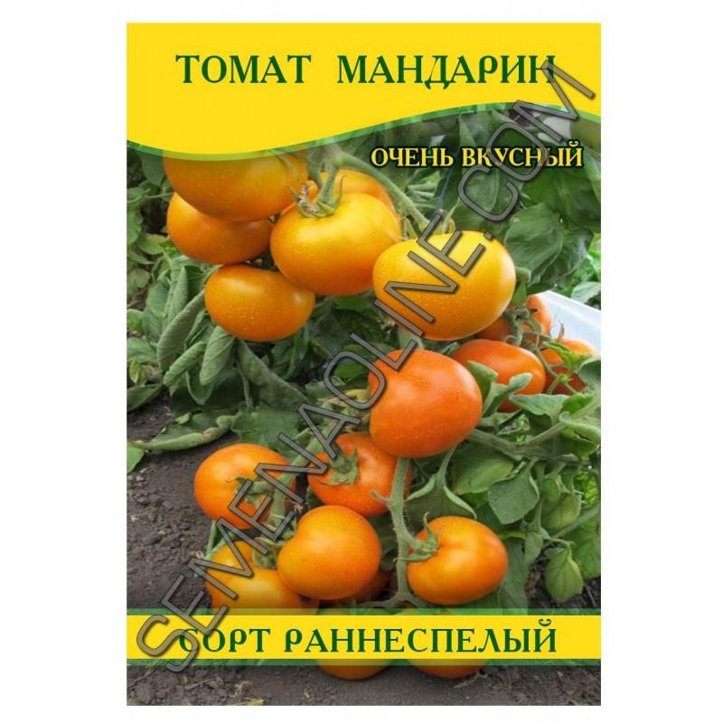 Томат «мандаринка» характеристика и описание сорта, отзывы, фото, урожайность