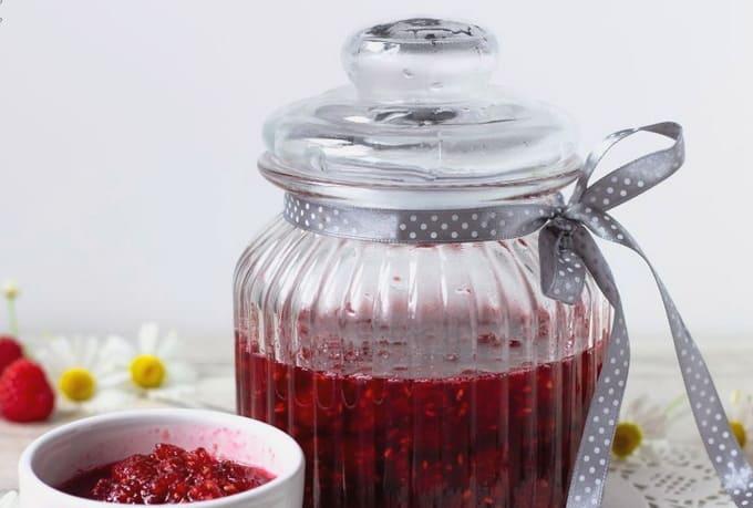 Варенье из малины на зиму: быстрые и простые пошаговые рецепты от марины выходцевой