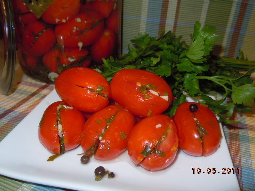 Помидоры по-армянски на зиму: вкусныерецепты малосольных и маринованных томатов с фото