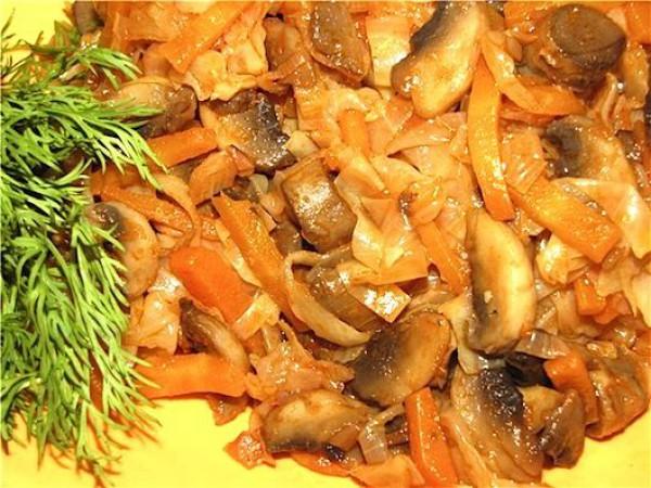 Солянка с грибами на зиму: пошаговые рецепты с фото и видео