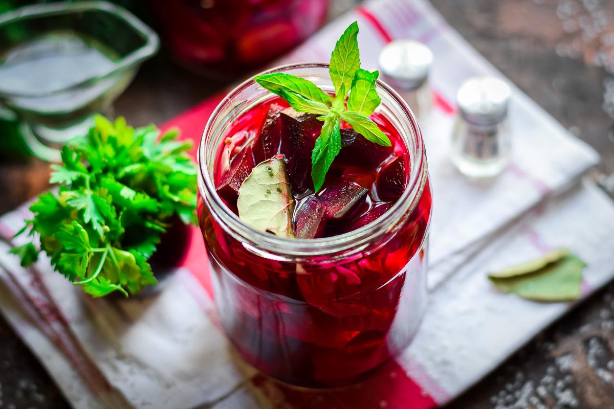 Сок из свеклы: способы приготовления и консервирования