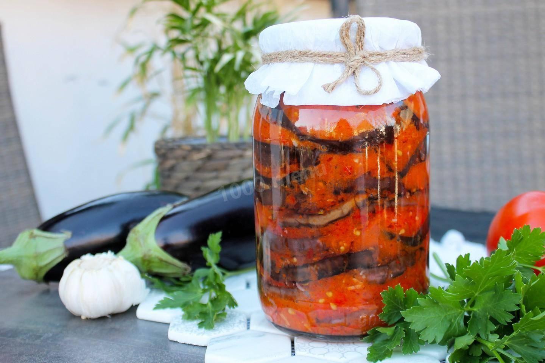 Баклажаны на зиму с грибами - рецепты приготовления