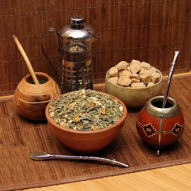 Польза и вред чая мате – напитка из падуба парагвайского