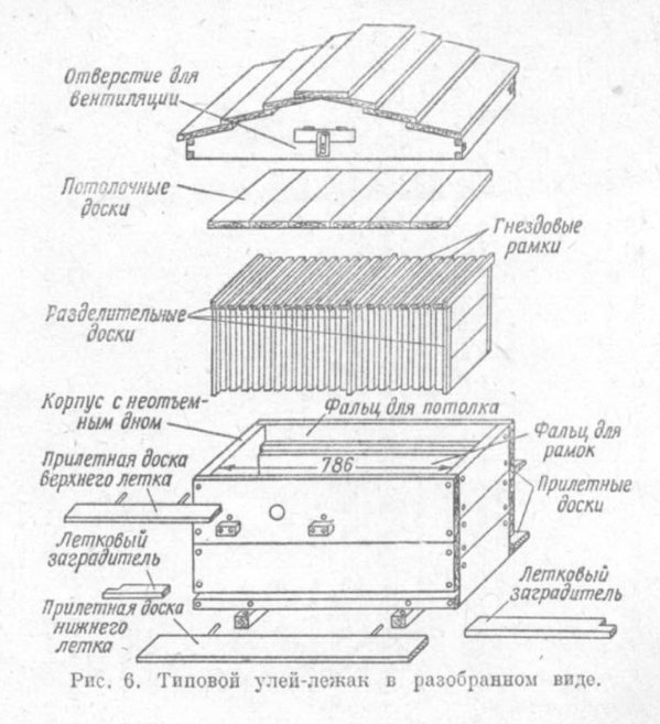 Ульи своими руками: как сделать из пенопласта, фанеры, дерева? чертежи и размеры для изготовления ульев для пчел