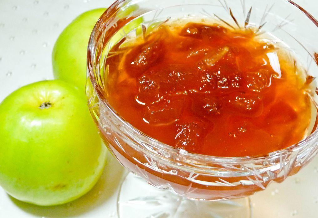 Варенье из яблок «пятиминутка»: пошаговый рецепт, простой и быстрый от марины выходцевой