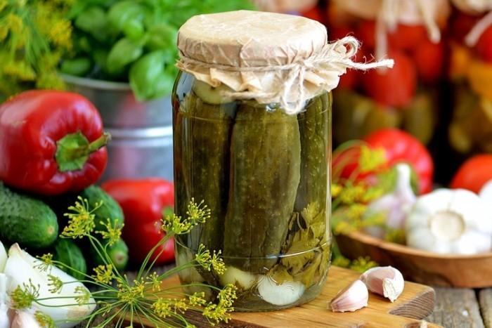 Огурцы с кориандром на зиму: сохраняя традиции русской кухни