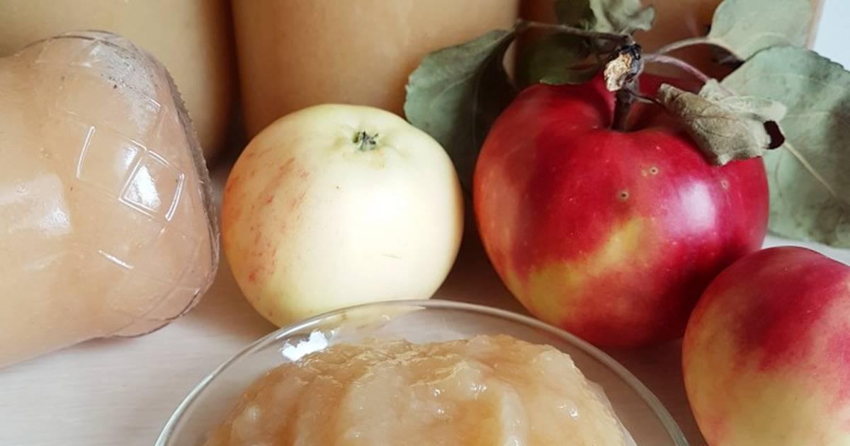 Яблочное пюре: советы кулинаров по выбору яблок, простые рецепты приготовления в домашних условиях