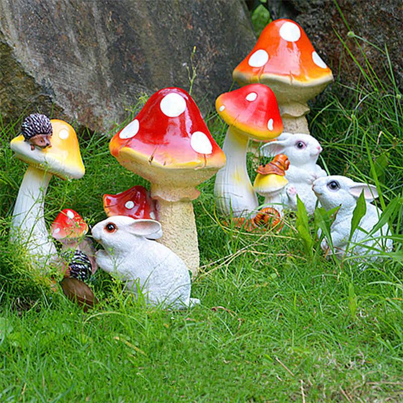 Поделка гриб: 95 фото лучших идей поделок и правила лепки муляжей